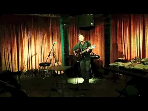 """Dan Viafore Performs """"Show Me Love"""" by Robyn at Popcorn Monthy May 2013"""