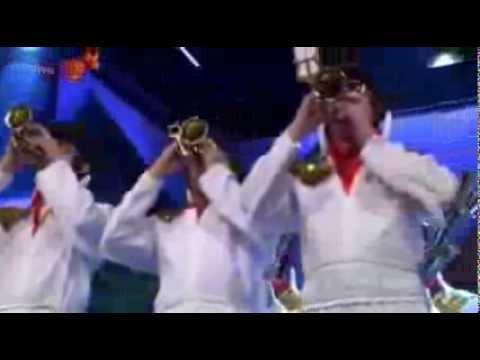 Waschlappen-Glunker - Elvis Presley-Medley 2014