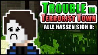 Alle sind am streiten! :( | Trouble in Terrorist Town! - TTT | Zombey