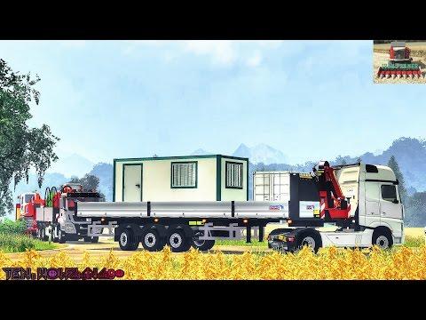 New Horizons ep  04 Farming Simulator 15