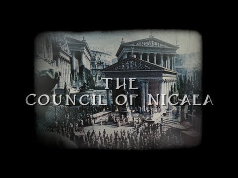 Was the Trinity Created at the Council of Nicaea?