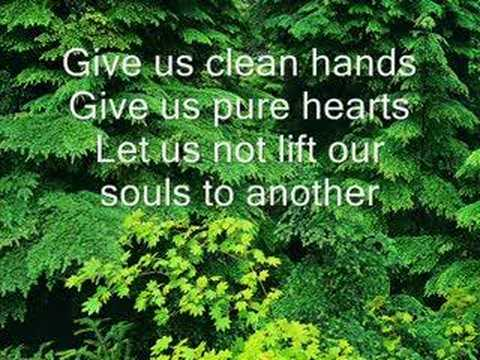 Give Us Clean Hands - Chris Tomlin - LETRAS.MUS.BR