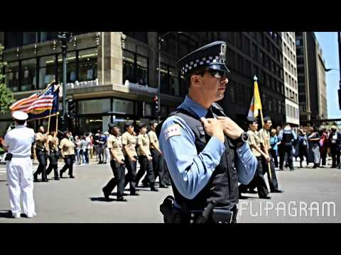 Chicago Police Department Tribute