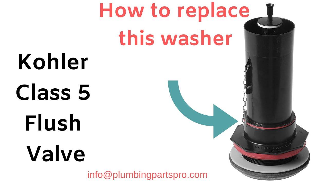 Kohler Toilet Keeps Running After Flush Repair Gp1059291 You