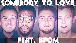 Queen - SOMEBODY TO LOVE - David Fowler A Cappella Official [With BFOM]