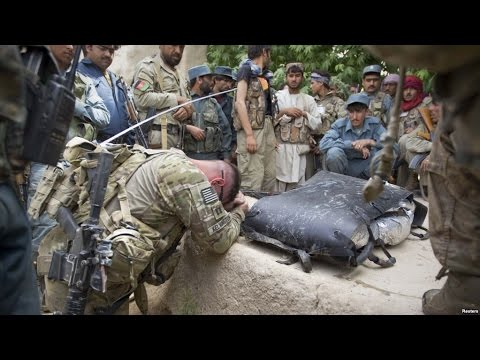 US SF Soldier Killed In Afghanistan Operation Against ISIS Or Taliban ?!!