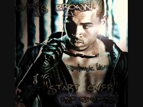 Chris brown style instrumental - Start over Prod by Cyborg