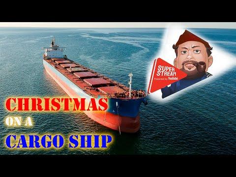 Christmas Onboard a Cargo Ship | Seaman Vlog