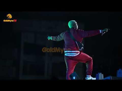 KIZZ DANIEL'S PERFORMANCE AT ACCESS BANK BORN IN AFRICA FESTIVAL