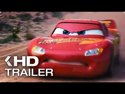 CARS 3 Trailer 3 (2017) streaming vf