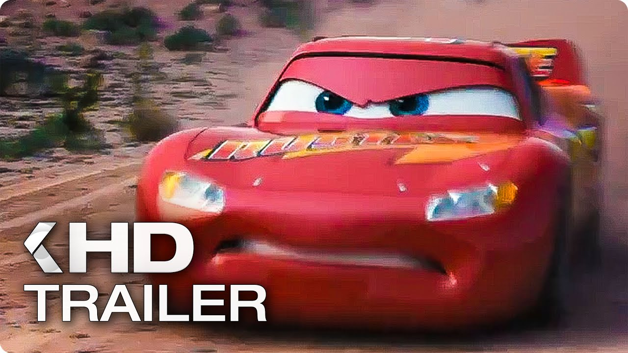 CARS 3 Trailer 3 (2017) - YouTube