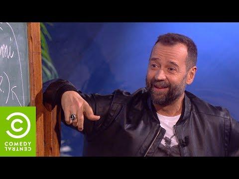 Saverio Raimondo: Fabio Volo in 'Come si scrive'? - CCN - Comedy Central