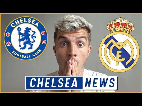 CHELSEA vs REAL MADRID IN CHAMPIONS LEAGUE SEMI FINAL!   BIG AGUERO NEWS