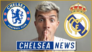 CHELSEA vs REAL MADRID IN CHAMPIONS LEAGUE SEMI FINAL! | BIG AGUERO NEWS