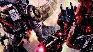 Transformers Fall of Cybertron Trailer Theme Song with Lyrics