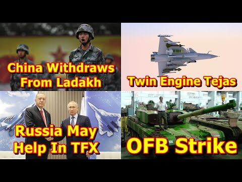 Defence Update 5th June 2020 (Part-2)| Twin Engine Tejas, China Withdraws From Ladakh, Russia Turkey