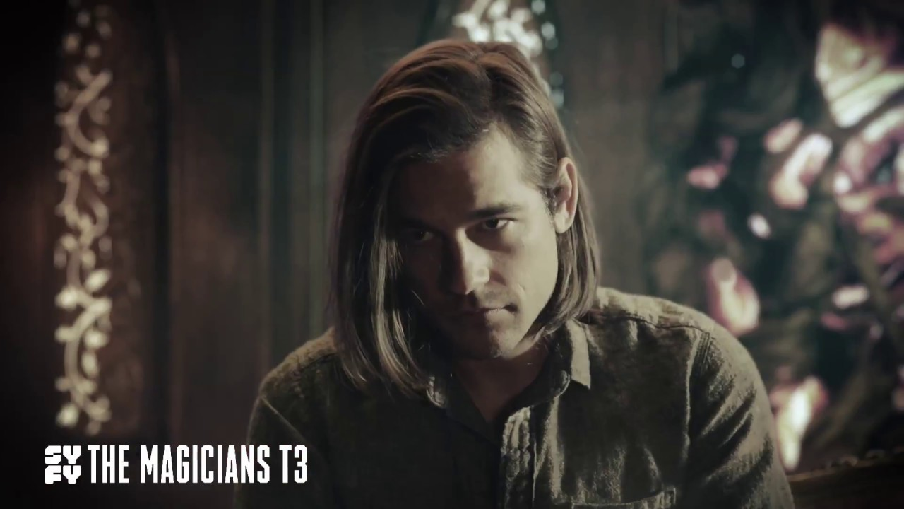 The Magicians Trailer Deutsch