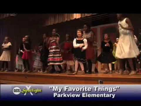 The hot chocolate nutcracker from parkview elementary for The parkview