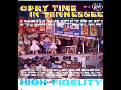 Opry Time In Tennessee [1962] - Various Artists