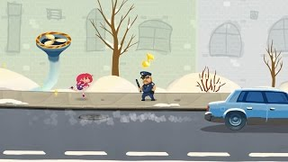 Run and Rock it Kristie Release Gameplay Trailer Promo