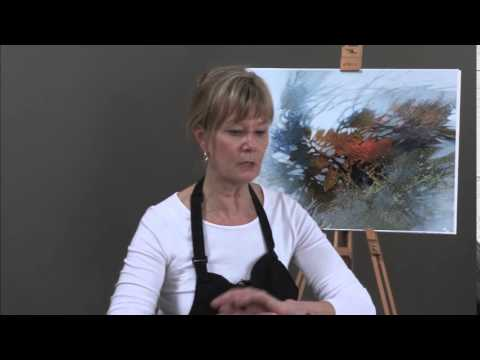 Artists Network Interviews: Artist Linda Kemp Discusses What Works for Her