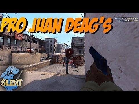 CS:GO - Pro Juan Deag's