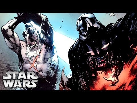 The First Jedi Master Darth Vader Fought After Revenge of the Sith
