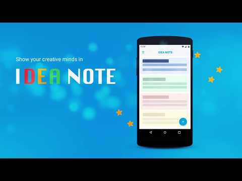 Idea Note: OCR Text Scanner,GTD,Color Notes - Apps on Google Play