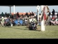 Flying Dust Powwow 2010, Jr Boys Traditional, Saturday Afternoon