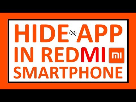 Download How To Hide A App In Any Xiaomi Smartphone Redmi Note 4