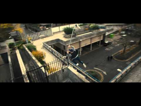 Kingsman The Secret Service 2014  : Jump Scene Parkour