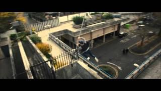 Kingsman The Secret Service 2014  : Jump Scene Parkour