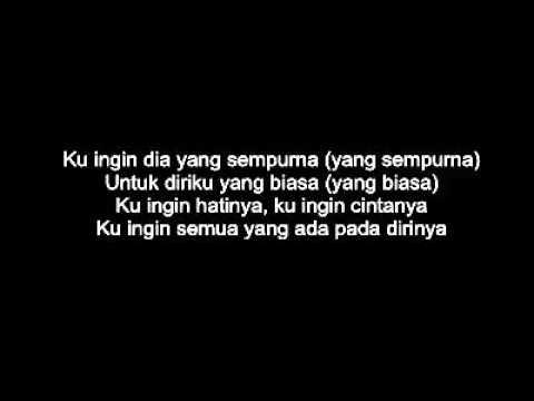 Sammy Simorangkir (@sammy0809SmrgkR) - Dia (lirik/lyrics)