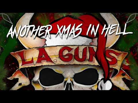 """L.A. Guns - """"Merry Xmas Everybody"""" [Slade cover] (Official Audio)"""