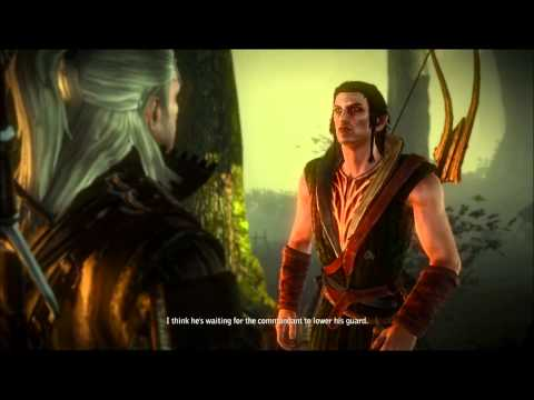 Let's Play The Witcher 2 - Part 23: Monster Slaying!