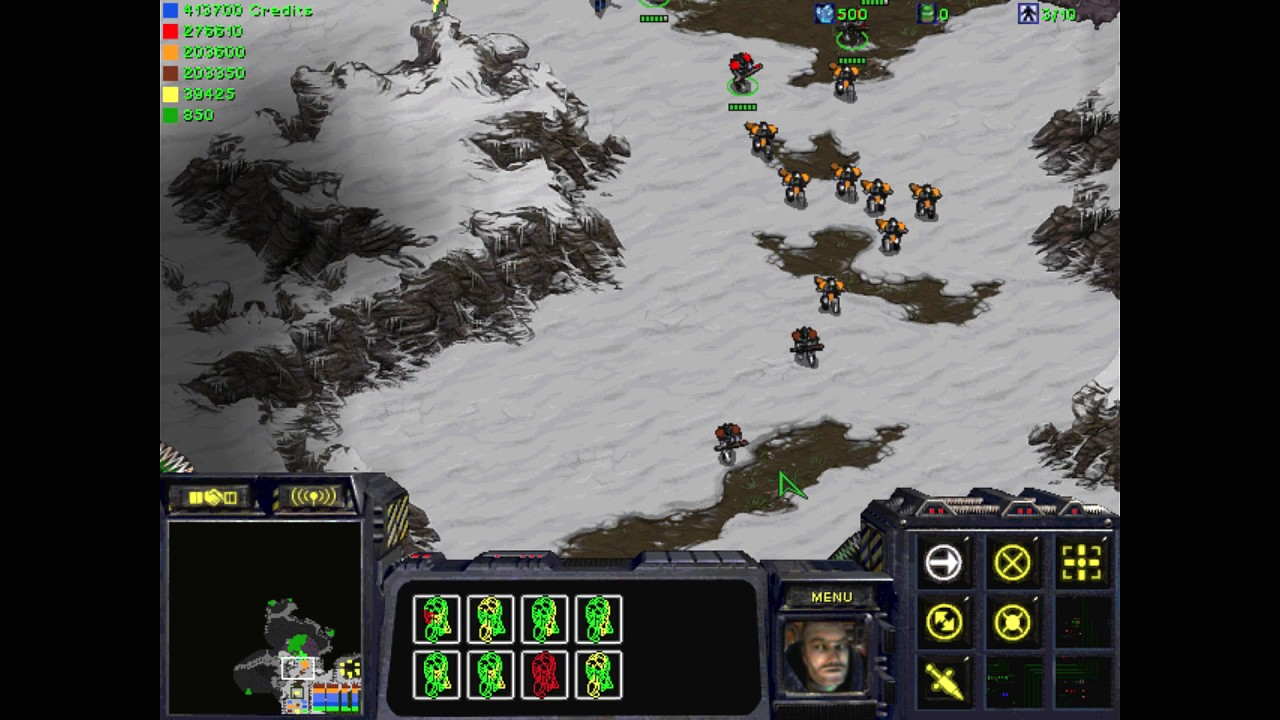 Advanced Special Forces II Playthrough [Starcraft Brood War UMS]