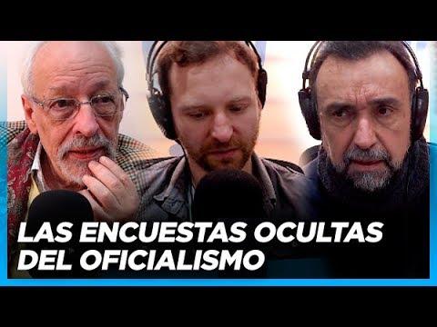 Navarro y Verbitsky analizan las encuestas del oficialismo que no son publicadas