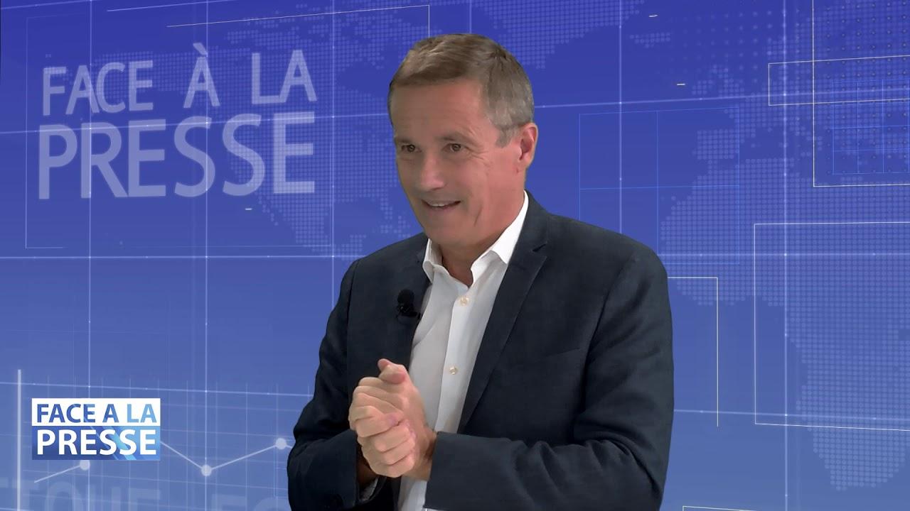 Face à la Presse avec Nicolas DUPONT-AIGNAN - PARTIE 1