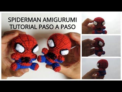 Cagnolino Portachiavi Amigurumi Tutorial - Key Cover Crochet ... | 360x480