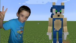 Minecraft 3D sonic mod 1. 7. 10 minecraft games