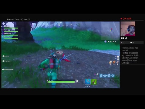 foxygerman's Live PS4 Broadcast