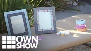 The $2 Way To Freshen Up Boring Spaces | #ownshow | Oprah Winfrey Network