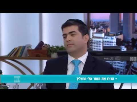 אלי הרצליך בריאיון בערוץ 2 | Eli Herzlich Interview On Channel 2