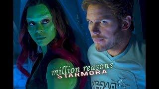 Download Video • Peter & Gamora | million reasons MP3 3GP MP4