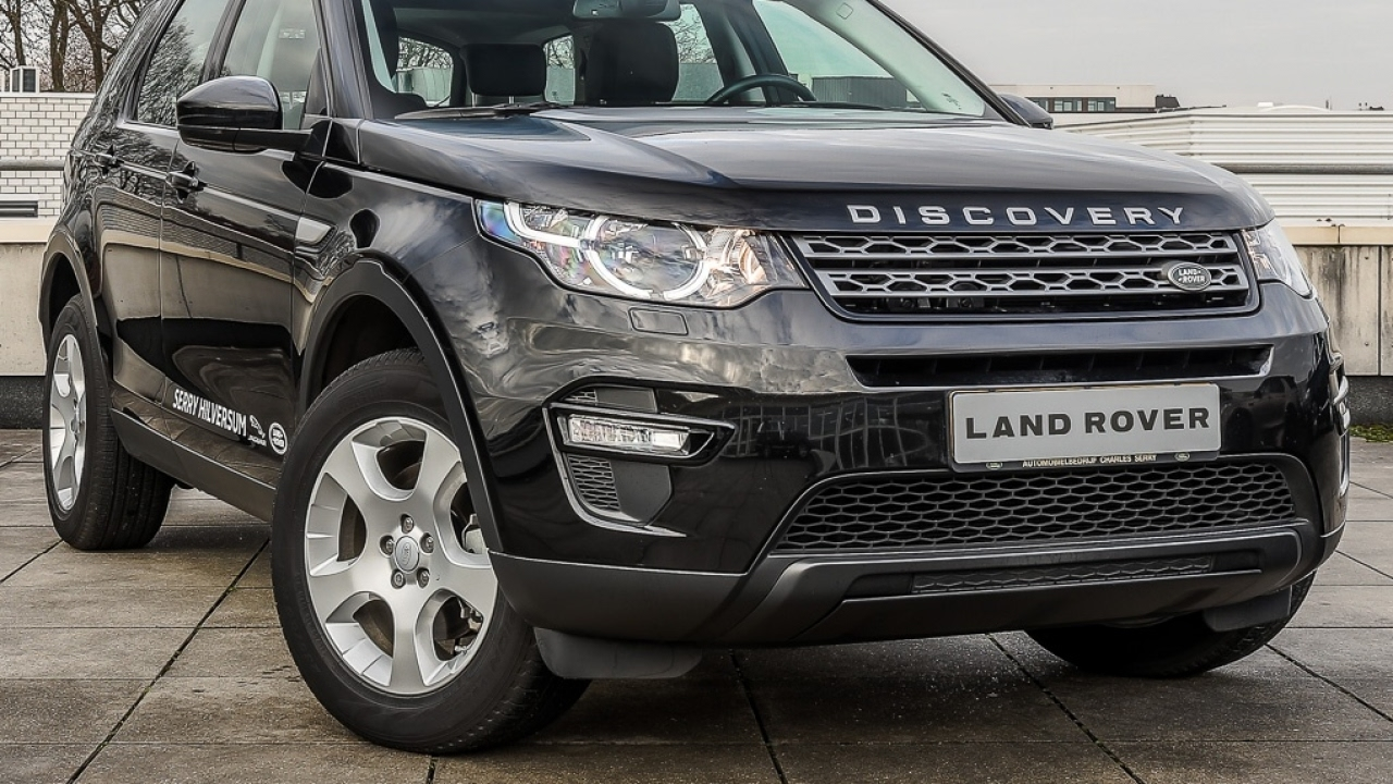 land rover discovery sport 2.0 ed4 ec us pure - youtube
