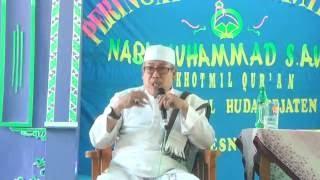 Ceramah K.H Drs. Muslihudin dari Sugihan Cilacap Jawa Barat
