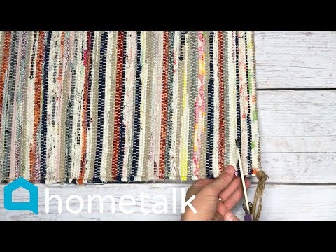 Dollar Store Rug Upcycles - Here's why you should never overlook Dollar Store rugs! | Hometalk