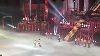 Ледовое шоу Авербуха «Ромео и Джульетта» финал- выход артистов