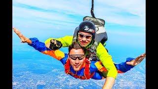прыжок в тондэме с парашютом сокол товаров для