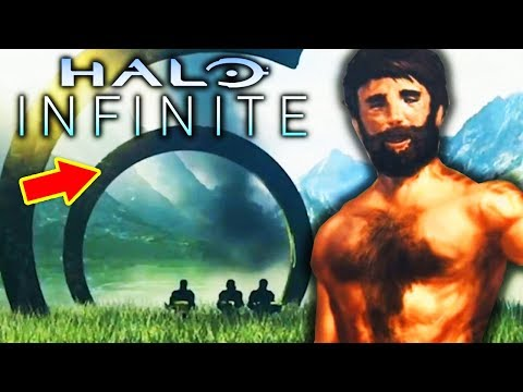 EVIDENCE ancient humanity is in Halo Infinite!